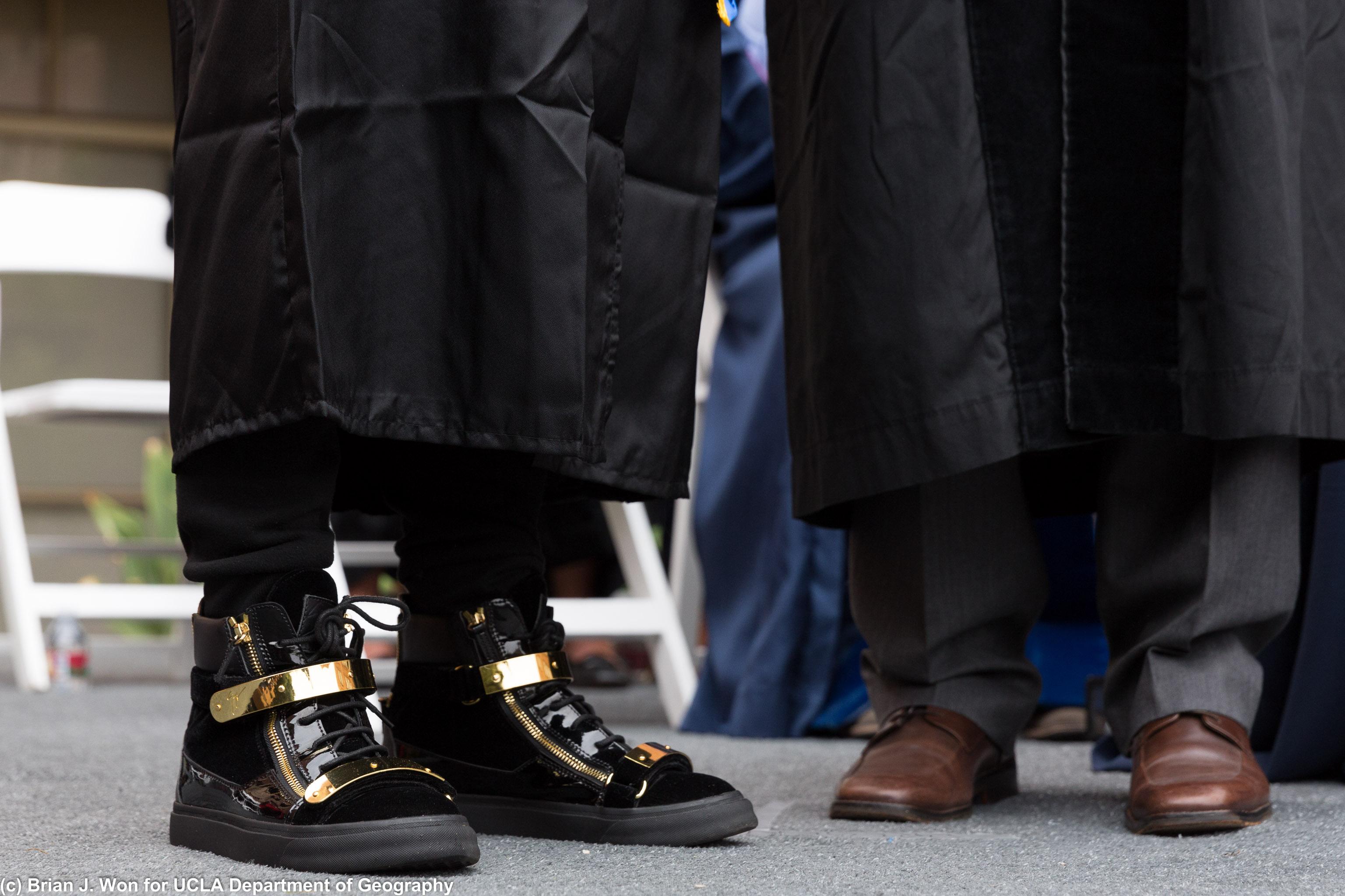 Fancy shoes for graduation
