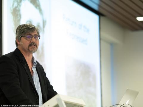 von Humboldt speaker Professor Robbins
