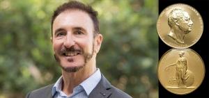 Professor Michael Storper receives RGS award