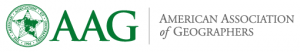 American Association of Geographers logo