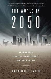 Book cover for The World in 2050