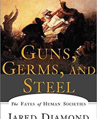 Guns Germs and Steel cover image