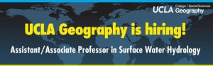 Geography is hiring promotional banner