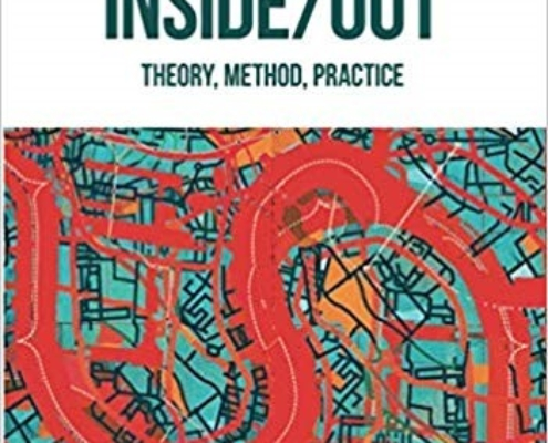 Cover to book Urban Studies Inside/Out