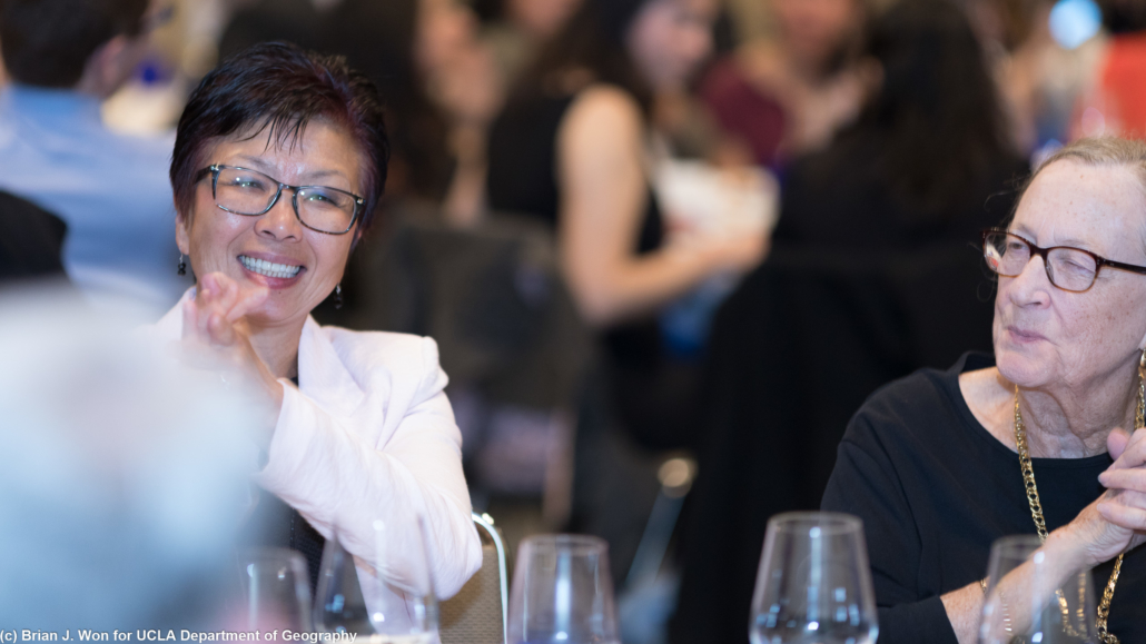 Vice Provost and Professor C. Cindy Fan