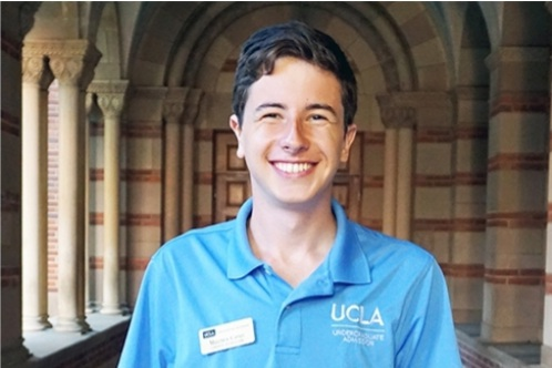Between studying geography and being a campus tour guide, I've really found my place at UCLA.