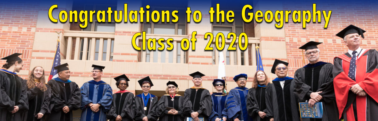 Banner graphic for 2020 graduation