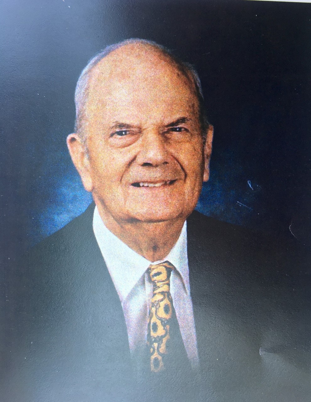 Headshot of Professor Emeritus Norman J. Thrower