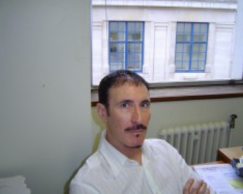 image of professor Storper sitting in an office