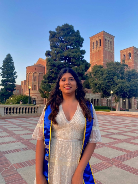 I want to thank my family for supporting me in numerous ways through my years at UCLA and I want to thank my friends for allowing me to be their token north campus friend in the group.