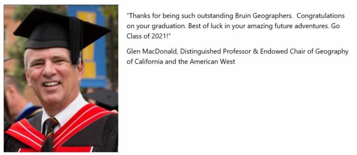 Professor Glen MacDonald