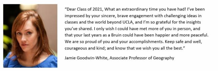 Professor Jamie Goodwin-White
