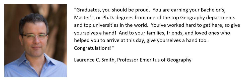 Professor Laurence C. Smith